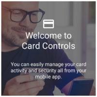 Card Controls